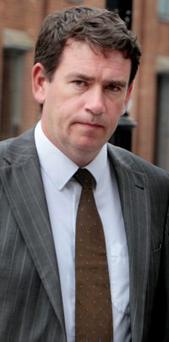 John Deasy: Alleged an organised cover-up by some health service staff
