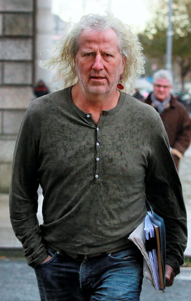 ALLEGATIONS: Mick Wallace