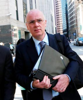 Bankrupt David Drumm