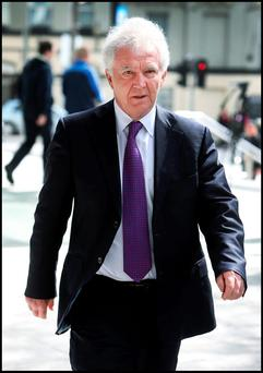 A bid to get Sean FitzPatrick's trial adjourned following the recent Anglo trial has failed