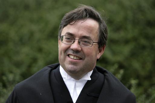 Mr Justice Gerard Hogan