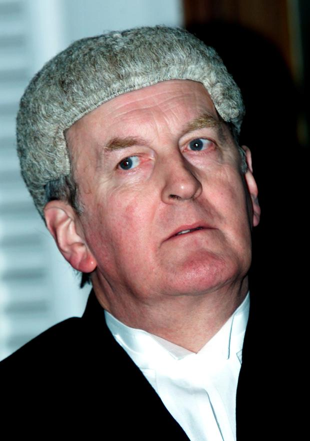Justice Niall Fennelly: given more time to complete report