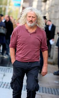 Mick Wallace. Photo: Tom Burke