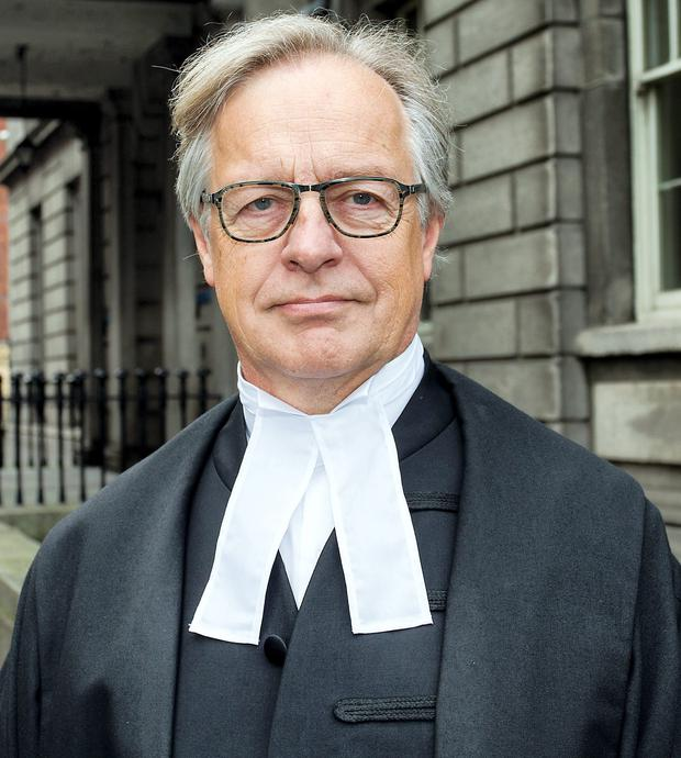 Mr Justice Michael Peart