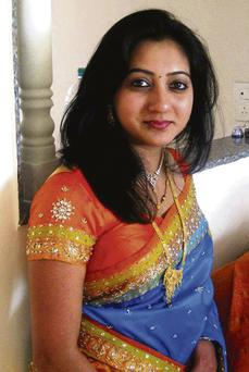 DAMAGES: Savita Halappanavar died of blood poisoning while suffering a miscarriage at Galway University Hospital in 2012