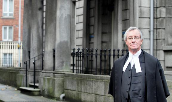 The President of the Court of Appeal, Mr Justice Seán Ryan, found the department's position could not be considered to be decisive. Photo: Collins Courts