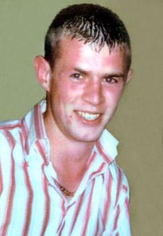 Paul Quinn was murdered by the IRA in 2007