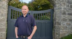 Garda whistleblower Nick Keogh. Picture by Barry Cronin