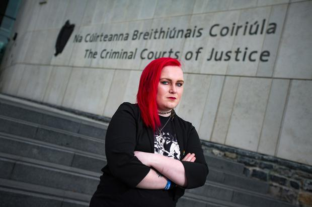 Dominique Meehan waived her right to anonymity so attacker Keith Hearne could be named