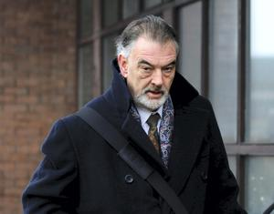Ian Bailey outside court. Photo: Courtpix