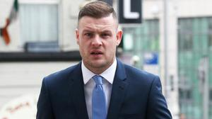Anthony Stokes has been accused of assault (Pic: Collins Courts)