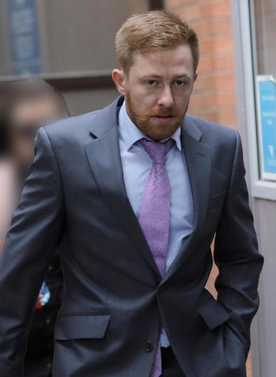 Gerard Cervi (34) has pleaded not guilty to all charges