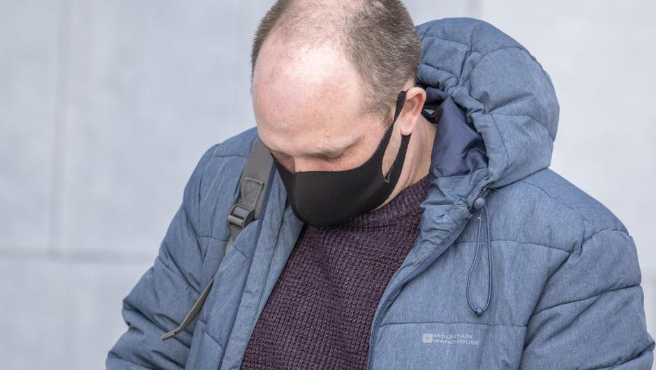 Martin Ferris at Letterkenny Circuit Court. Picture: NW Newspix