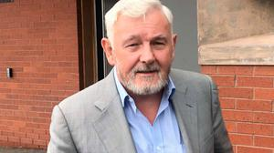 John Gilligan, pictured in 2019, was determined to reclaim his place in hierarchy of organised crime after his 2013 release from prison. Photo: Cate McCurry