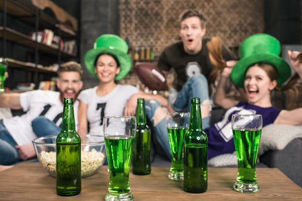 An Garda Síochana gave issued 268fines in total to thosebreaching Covid-19 guidelines on indoor gatherings. Stock image