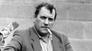 Traynor came very close to being shot on many occasions and it is probably testament to his conniving nature that he died of natural causes