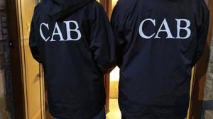 Cab officers during the raids