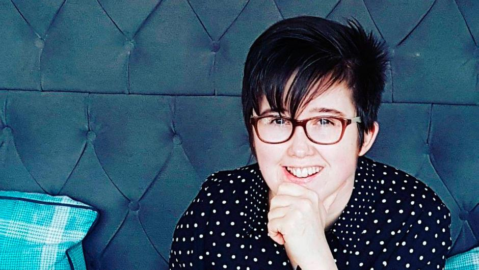 Lyra McKee, who was murdered in April 2019