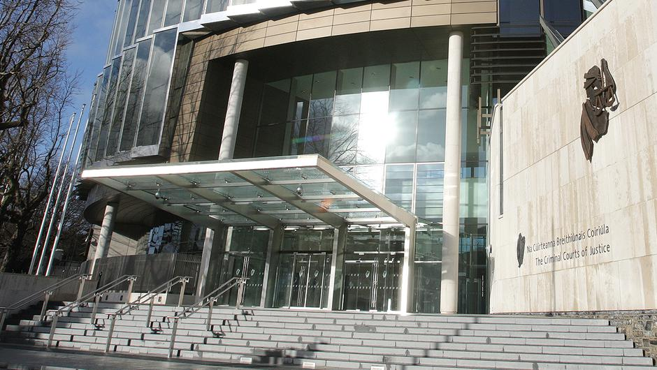 Criminal Courts of Justice, Dublin