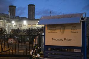 Inquiry: Prison chiefs foiled a plan to smuggle a               record haul of drugs, phones and alcohol into Mountjoy.               Photo: Colin Keegan/ Collins Dublin