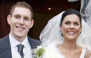 John McAreavey and his late wife Michaela McAreavey on their wedding day