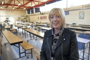 Mary Keane, the principal at  Christ King Secondary School, Douglas, Cork. Picture: Michael Mac Sweeney/Provision