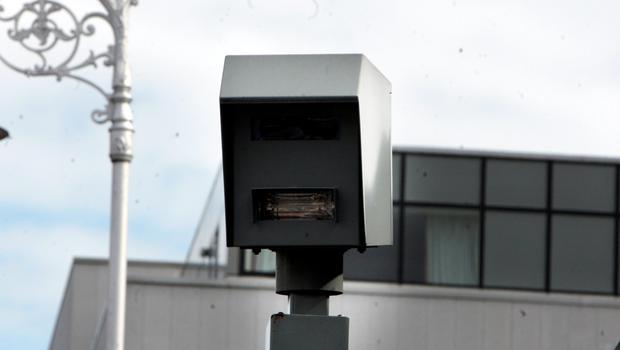 Ireland's first automated Red Light Camera System