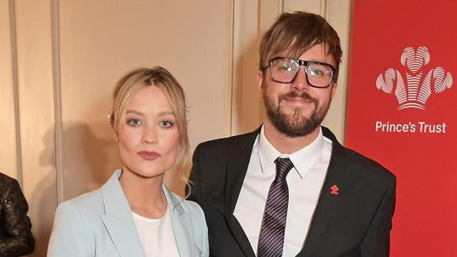 Laura Whitmore and her husband Iain Stirling