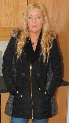 Nicola Collins who was found dead in Cork