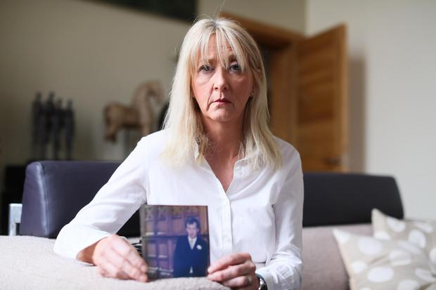 'Who will have the common decency to help me provide               justice for my brother?' asks KarenMcKeever.               Picture by Jonathan Porter