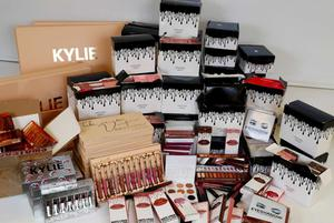 The counterfeit cosmetics seized by the HPRA