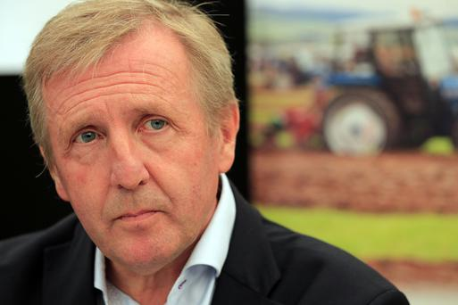 Lion's share: Michael Creed expects protection for farmers