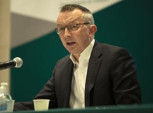 Chief Clinical Officer Colm Henry. Photo: Colin Keegan