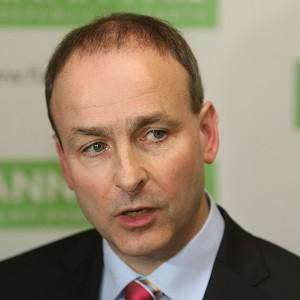 Micheal Martin advised the Fine Gael-Labour coalition to ditch 'divide and conquer' tactics on pay