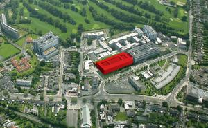 The proposed new National Maternity Hospital at St Vincent's