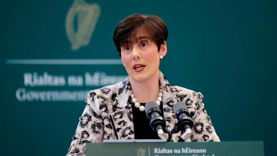 Education Minister Norma Foley will meet the unions again today. Photo: Education Department /PA Wire