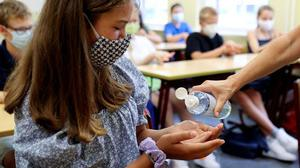 'Without urgent action, mass infection of unvaccinated school-going children will occur,' ISAG says