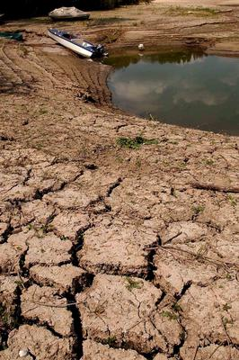 Drought continues to be a problem in many parts of Africa.