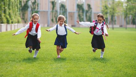 The first day at school is an exciting time, but it can also cause anxiety for children and parents
