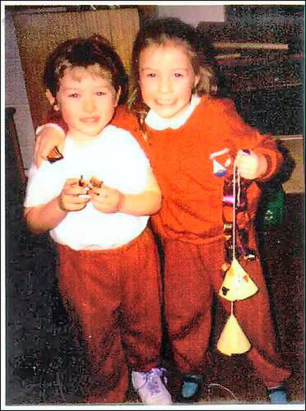 Blathnaid Treacy: My first day at school