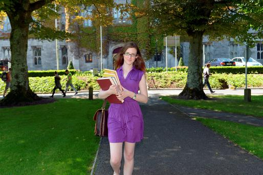 Laura O'Connor at NUI Galway