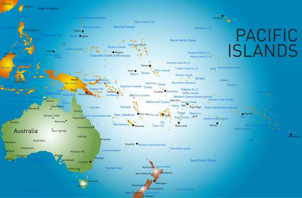 Where Is Christmas Island.So Where Does Santa S Journey Start Independent Ie