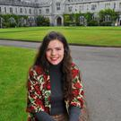 UCC student Roisin Fox pictured on campus in Cork.