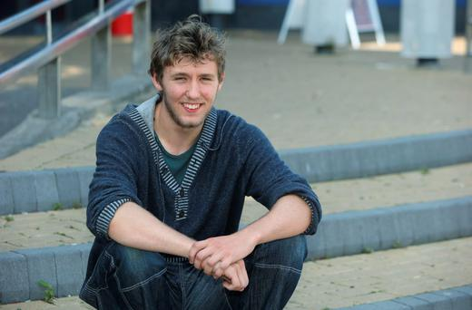 Sean McPartlin, from Rotoath who is studying Philosophy in Trinity College and is finding it hard to find accommodation
