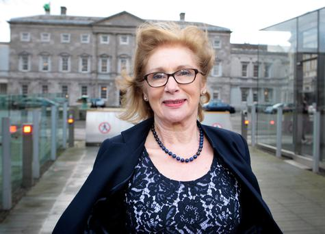 Acting Education Minister Jan O'Sullivan won't be attending teacher conferences this year. Photo: Tom Burke