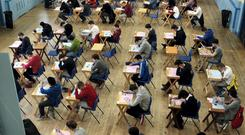 The Leaving Certificate exams kick off next month