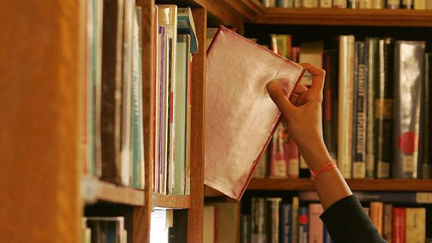 The notion of staffless libraries is in fact a money-squeezing gimmick that has little or nothing to do with community or care or humanity. Stock picture