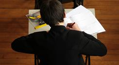 Students may view as many of their exam scripts as they wish for no charge. Stock Image