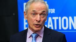 Richard Bruton. Picture: Collins