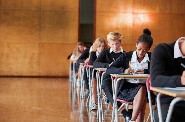 Not all parents can afford the luxury of being able to send their child to a fee-paying schools - but their popularity is rising. Stock picture